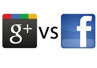 Google plus è uguale a Facebook