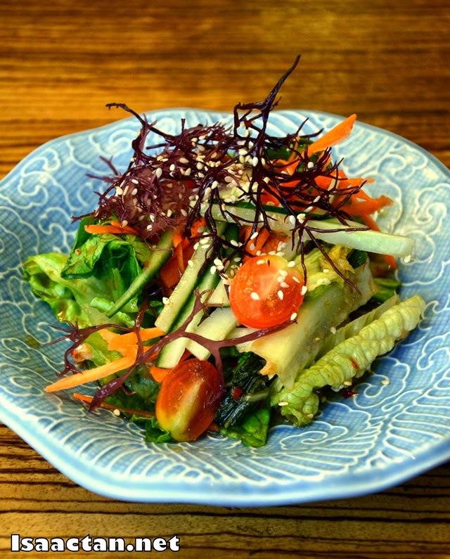 #2 Kimchi Salad - RM26