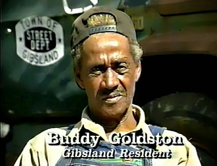 Buddy Goldston-- Witness to the ambush of Bonnie & Clyde