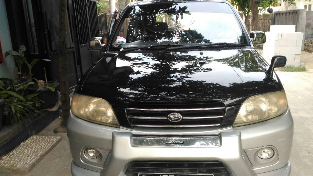 Dijual Cepat Karena Butuh Uang BU Sebuah Mobil Daihatsu Taruna CSX Tahun 2000