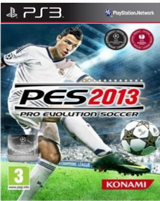 Pro Evolution Soccer (PES) 2013 CFW 3.55 | Free PS3 ISO Games Download