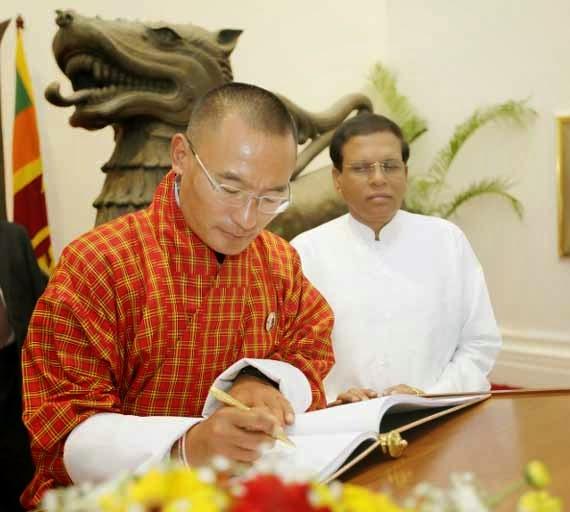 President Maithripala Sirisena's daughter Chathurika Sirisena comes out