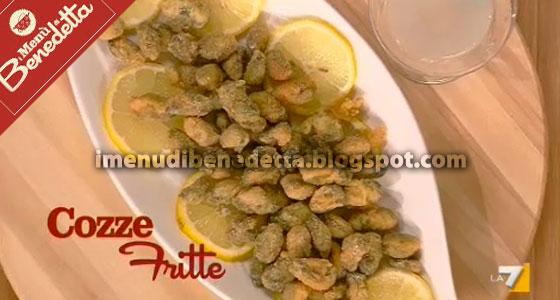 Cozze Fritte di Benedetta Parodi