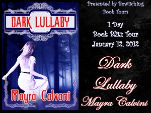 Book Feature & Giveaway: Dark Lullaby by Mayra Calvani