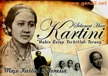 Lukas Gentara Contoh Surat , Hari Kartini Sunday, April 20, 2014