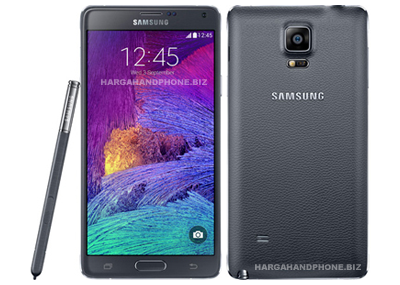 Gambar Samsung Galaxy Note 4