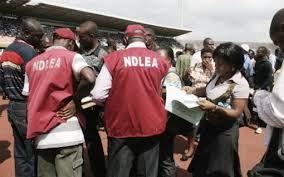 NDLEA Arrests Journalist, 5 Other Suspected Drug Traffickers At MMIA