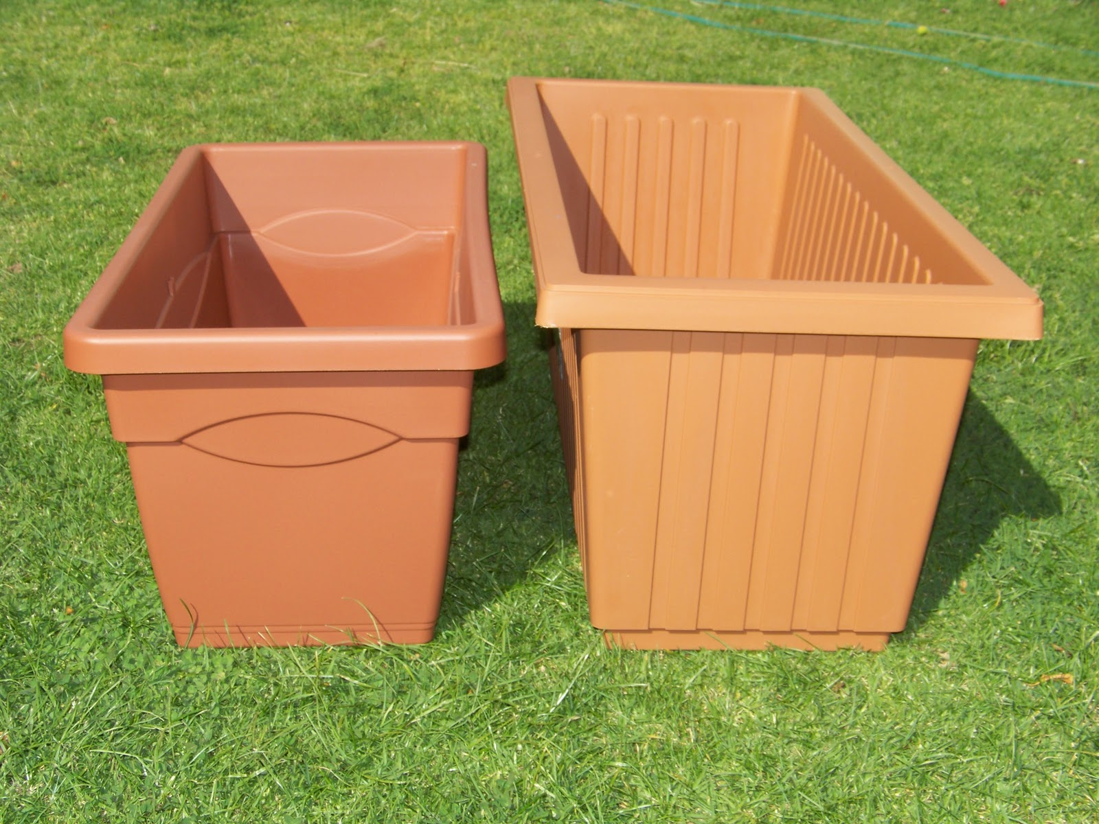 Start To Grow: Affordable Planter Troughs on