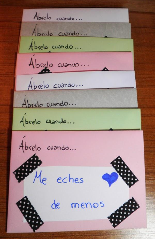 Regalos manuales de amor cartas brela cuando - Que hacer para sorprender a tu novio ...