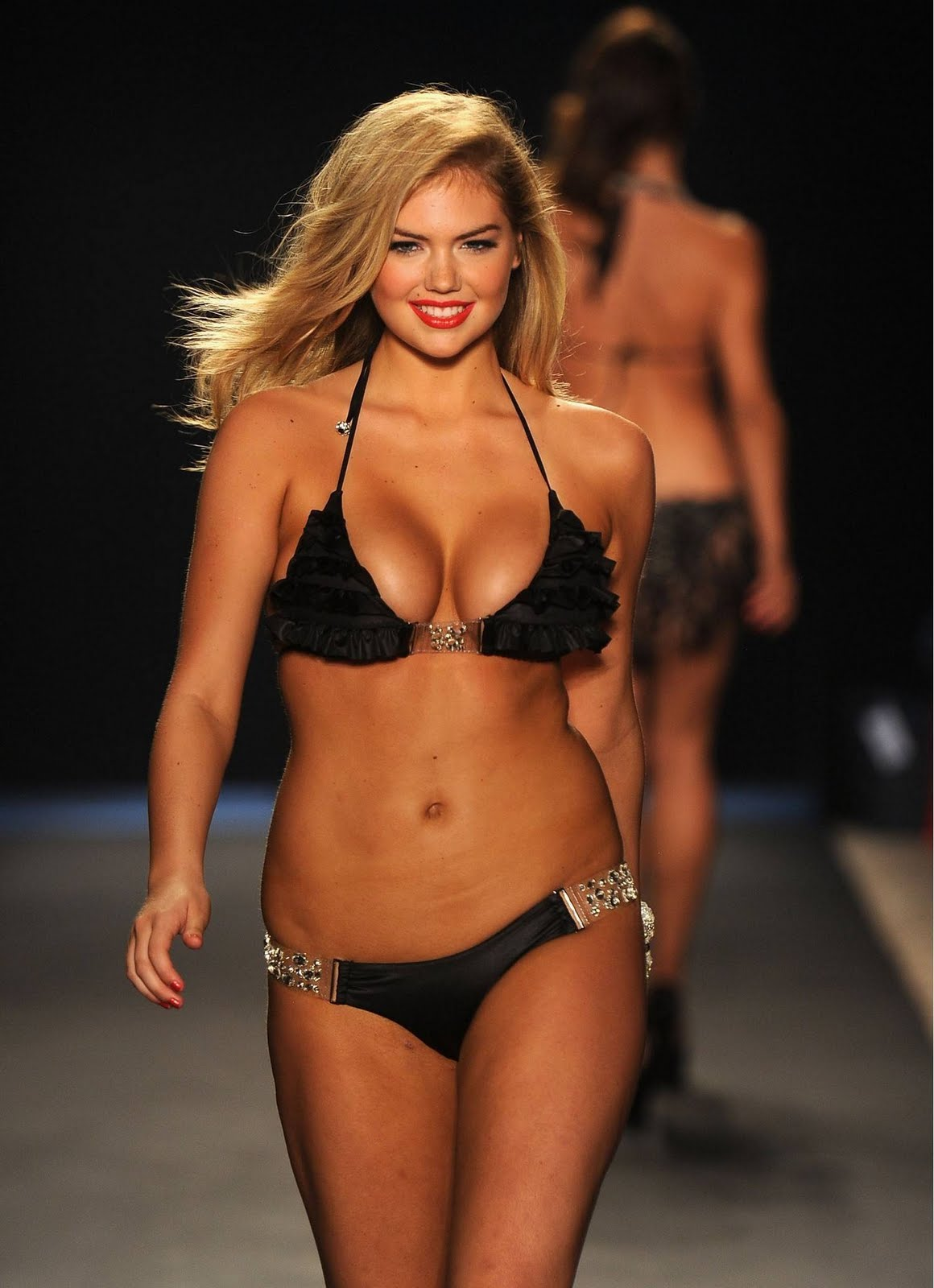Are Kate upton victoria secret