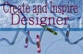 Create and Inspire designer