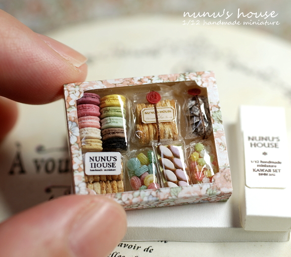 Miniature Kitchen Set Real Cooking