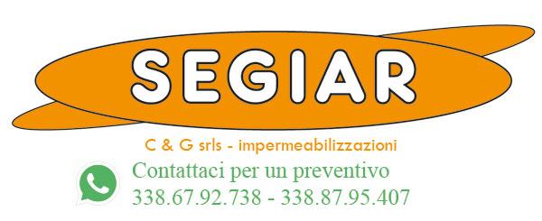 SEGIAR Impermeabilizzazioni edili con guaine bituminose a Montà d'Alba (CN)