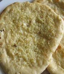 Tandoori Naan Breakfast
