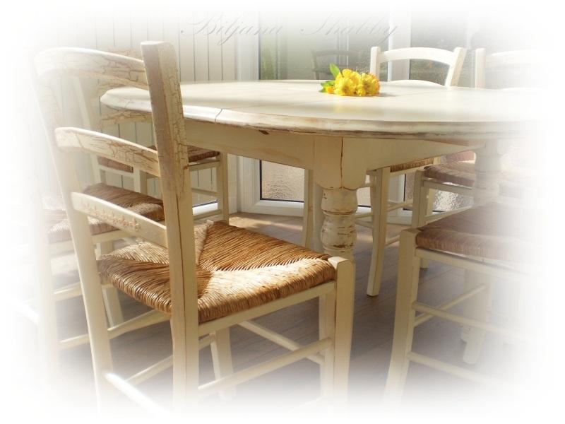 Biljana Shabby: Shabby chic namjestaj & Romantic cottage furniture