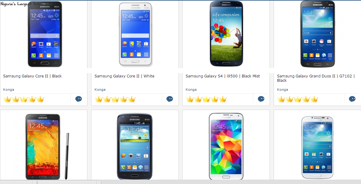 slot samsung phone price list in nigeria samsung galaxy