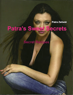 PATRA'S SWEET SECRETS BRAND NEW - JUST PRINTED