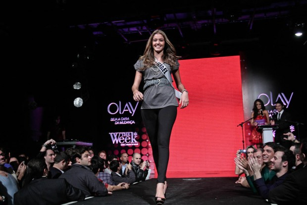Photos of Miss Universe 2011 - Fashion Show