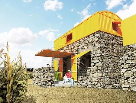 Modulos de Vivienda Sostenibles para Familias de Bajos Recursos en Mexico