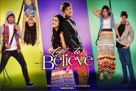 Got to Believe featured in Woody Show Tuen Ma Kui (Thailand)