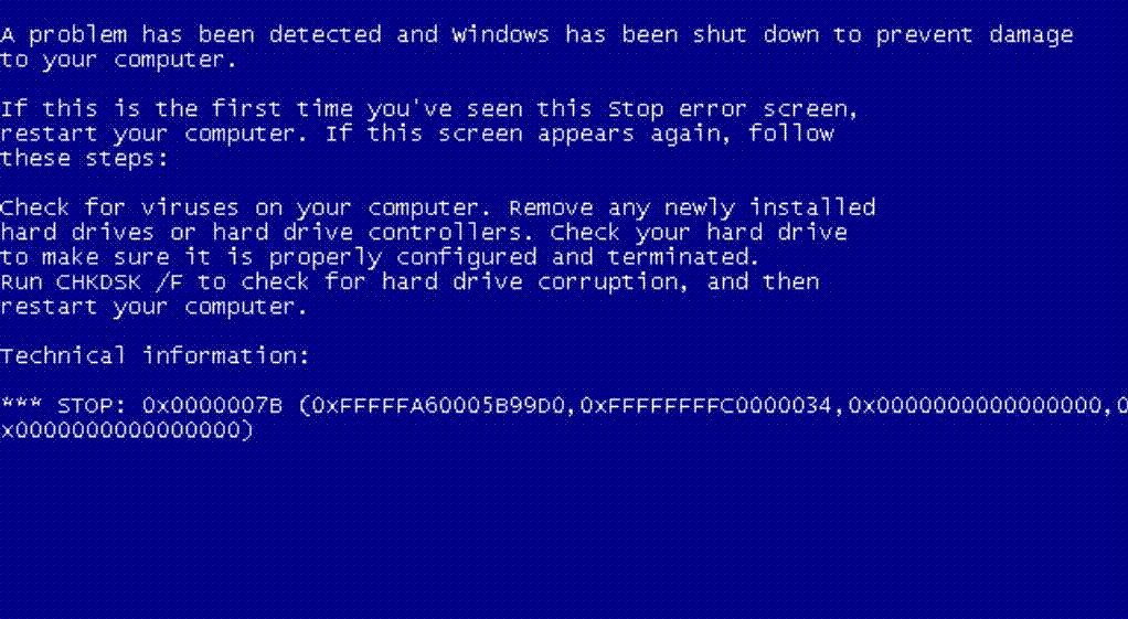 how to fix the blue screen error in windows by Reading Dump(.dmp) Files