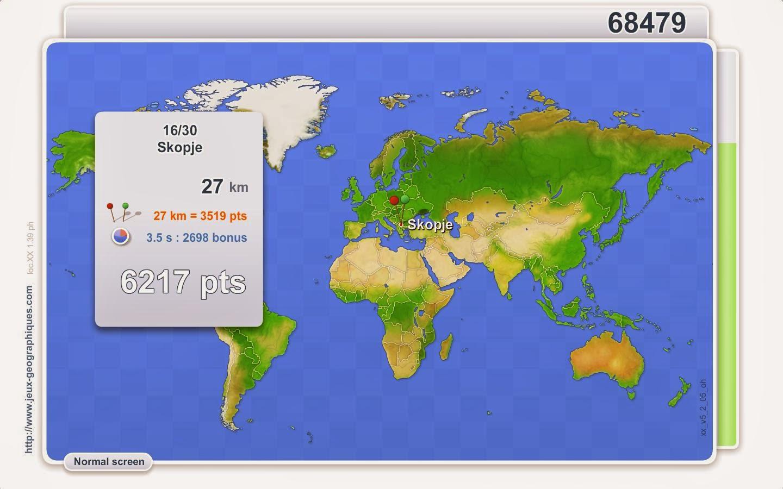 jogos de geografia online