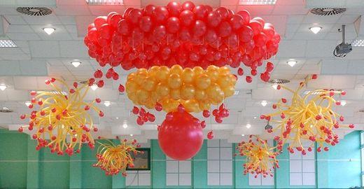 hemos algunas fotos que te ayudaran con las ideas decoracion de fiestas