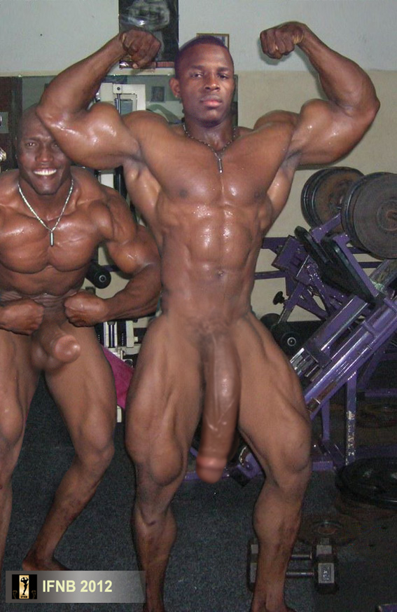 Male Bodybuilder Cock
