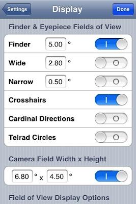 SkySafari + (iOS) ,只有plus以上版本才有此功能。