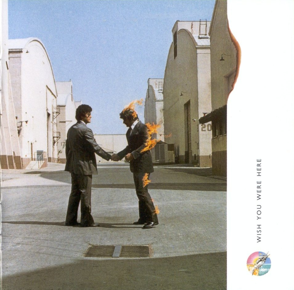 Gigadiscos Pink Floyd Wish You Were Here Remastered