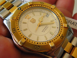 TAG HEUER AUTOMATIC 200M - TWO TONE