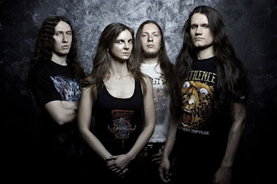 Grace Disgraced, Grace Disgraced Female Fronted Technical/Brutal Death Metal from Russia