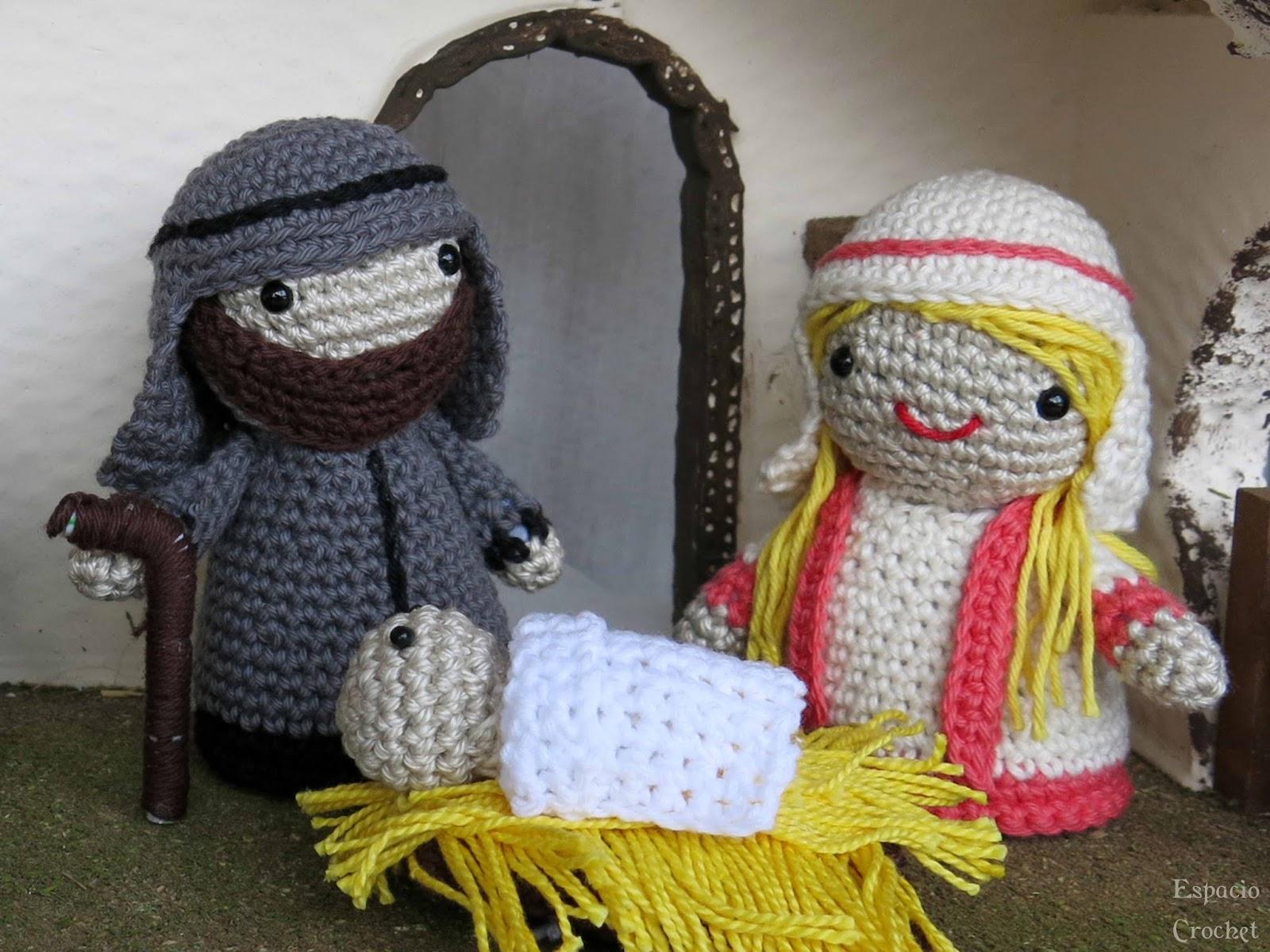 Belén Amigurumi   Espacio Crochet