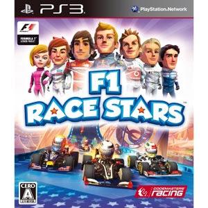 [PS3] F1 Race Stars [F1 RACE STARS] ISO (JPN) Download
