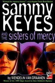 image: SammyKeyes and the Sisters of Mercy - mystery book review