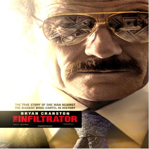 The Infilttrator Poster Film