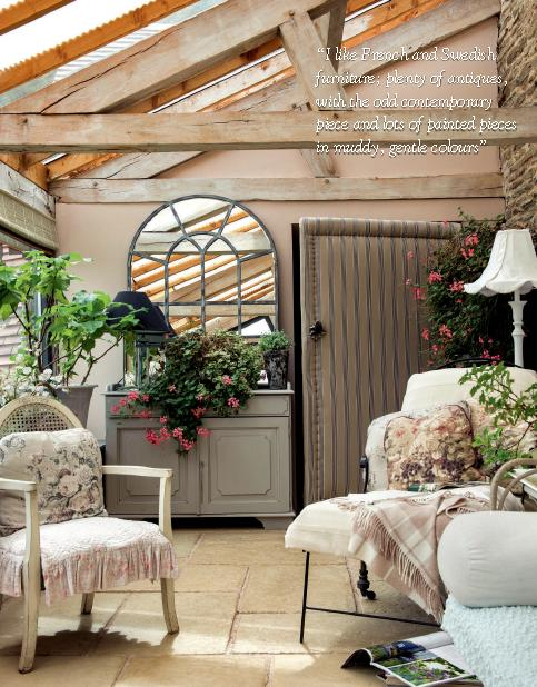 Lismary 39 s cottage dimora inglese for Piani di casa cottage inglese