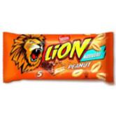 30 barres Lion Peanut à tester