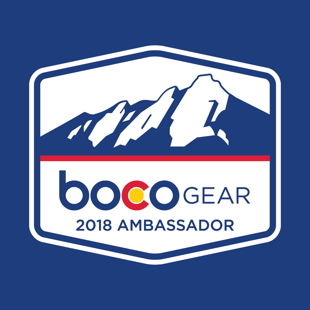 BOCO Gear Brand Ambassador - 2018