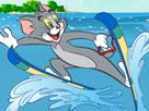 Tom ve Jerry Su Kayağı Oyunu