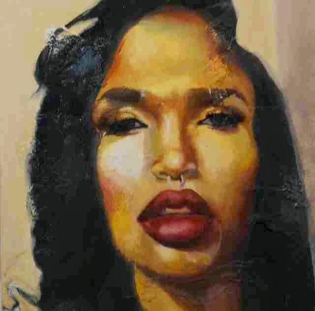 Американская художница и дизайнер. Nikka C. Green