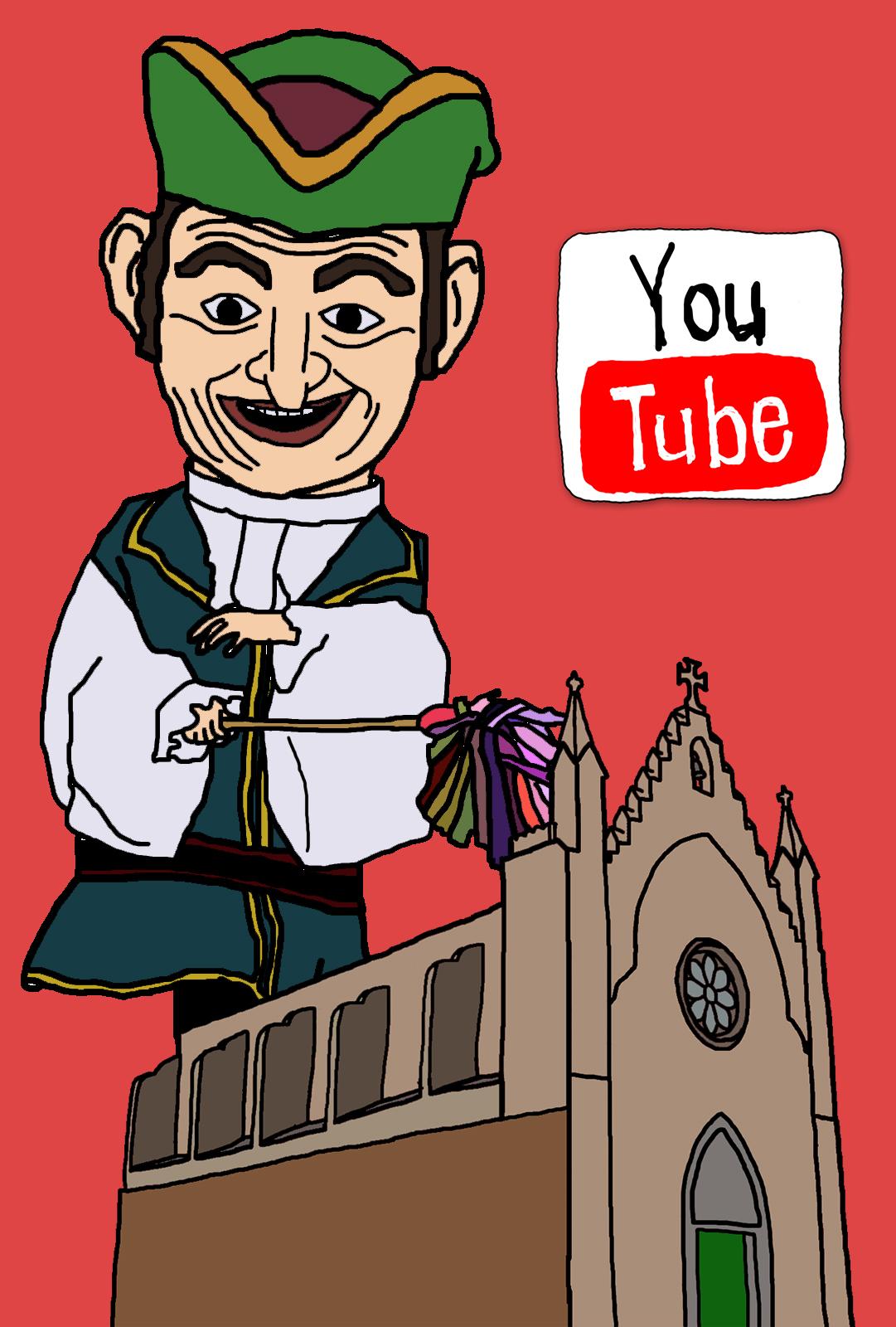 Youtube Gegants de Llucmaçanes