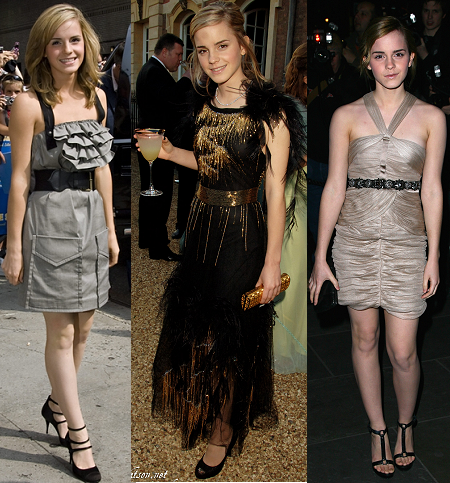 Fashions Styles Emma Watson Fashion Take A Look Behind The Scenes