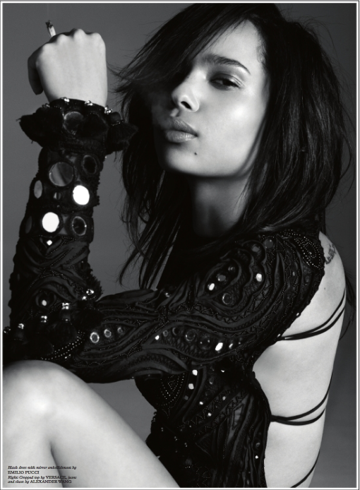 Lisa Bonet Modeling Daughter of Lisa Bonet And