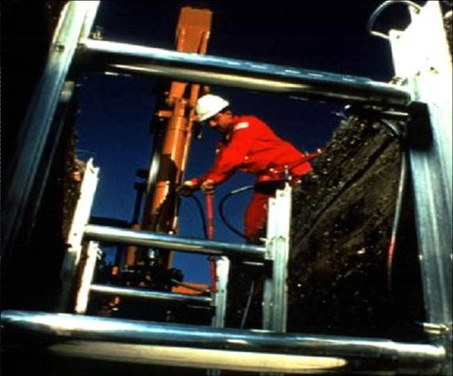 Hydraulic Shoring Jacks : The best information of excavation hazards hse at work