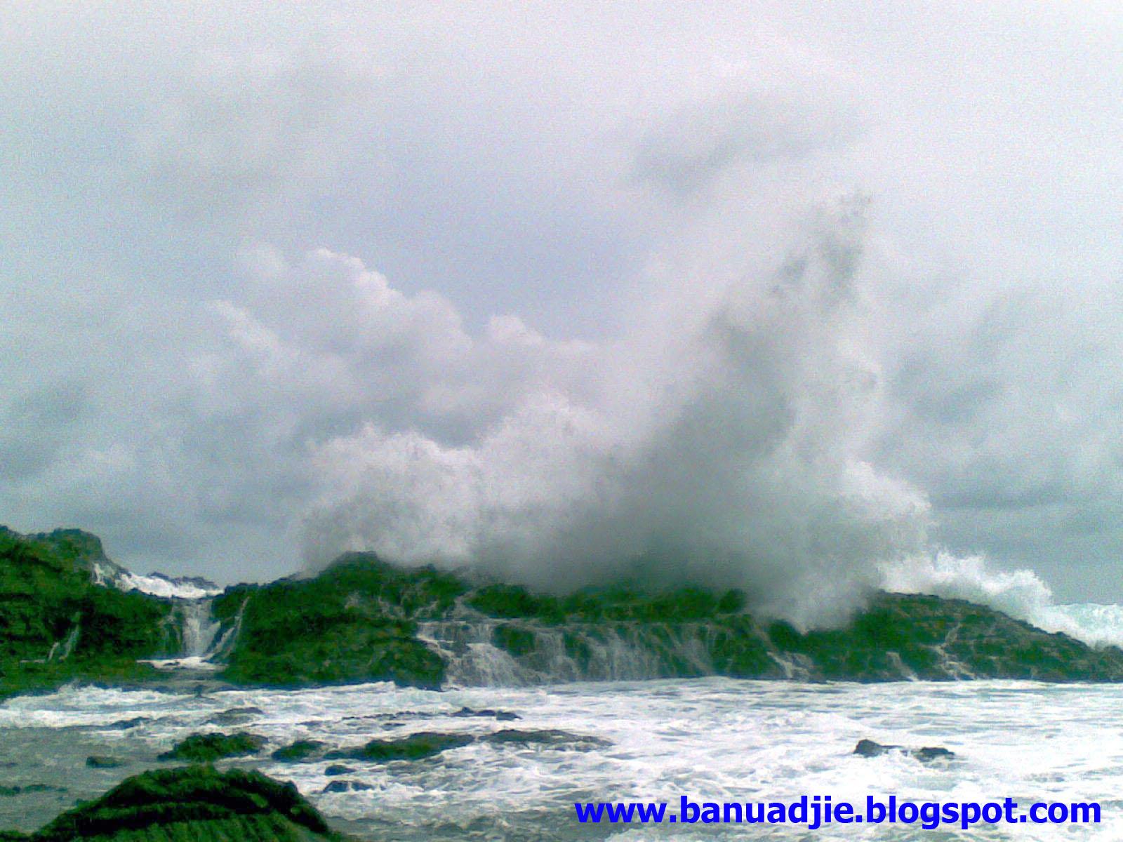 Cantiknya Pantai Siung, Gunung Kidul, Yogyakarta ~ Banu ...