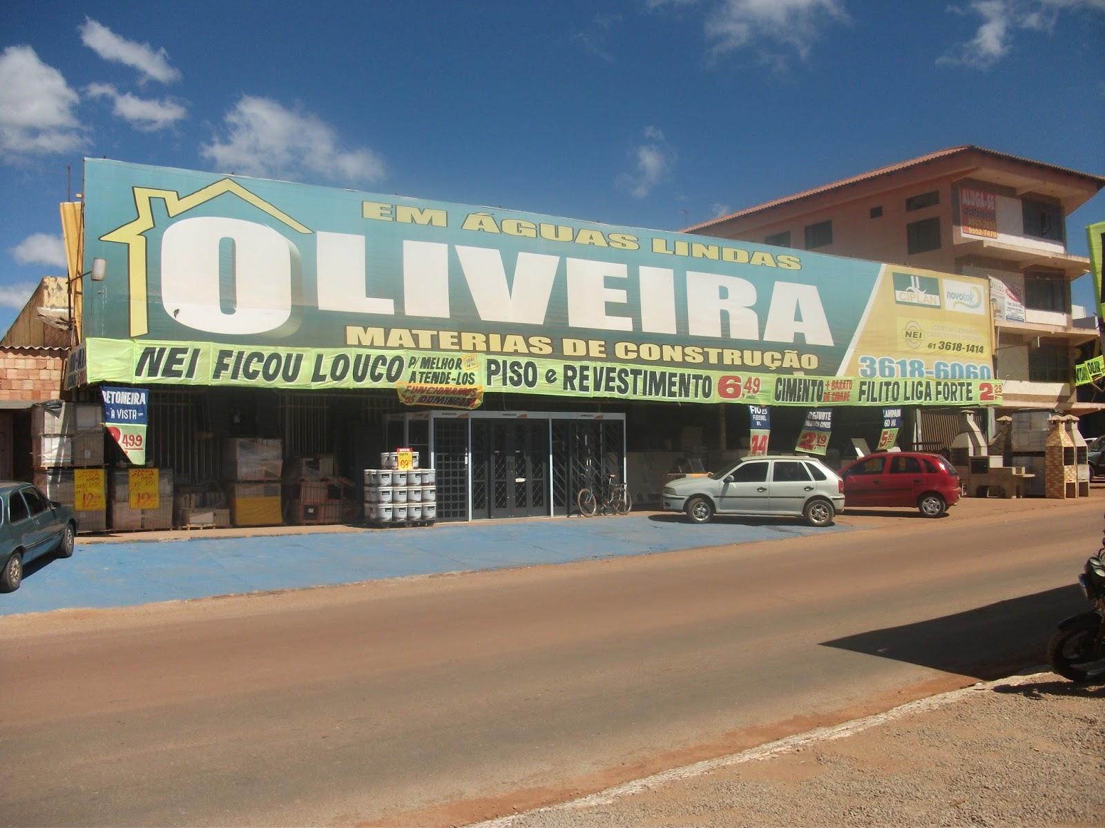 A notícia em primeira mão: Nei da Oliveira Materiais Para Construção ...