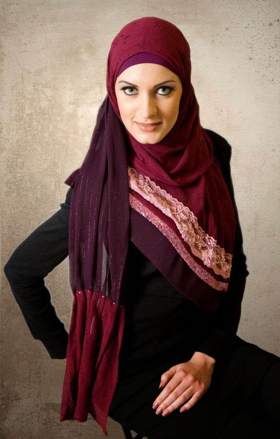 Beautiful Hijab Styles