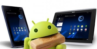 Acer Iconia A100 and A500 Tablet gets Android ICS update