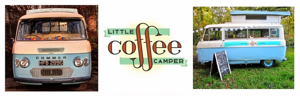 Little Coffee Camper - Mobile Coffee Van Essex